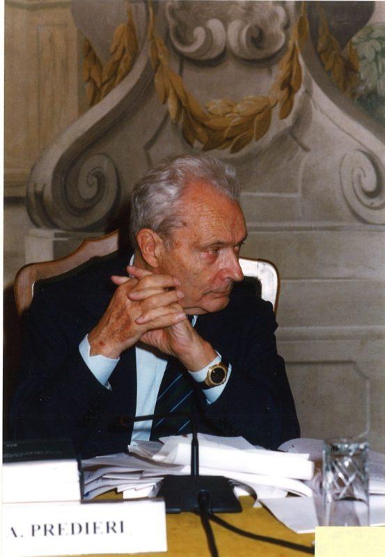 Alberto Predieri